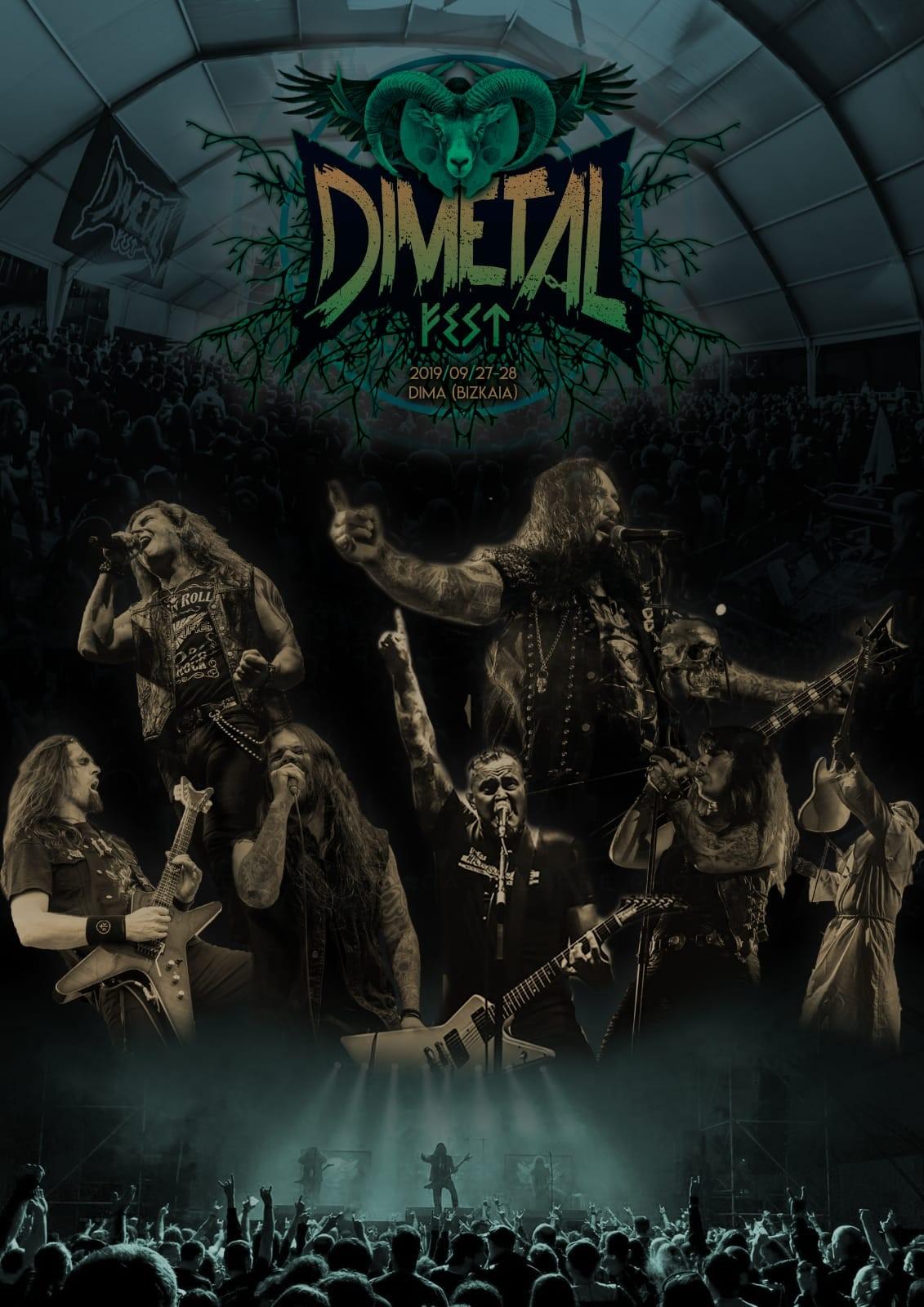 Dimetal Fest Cartel
