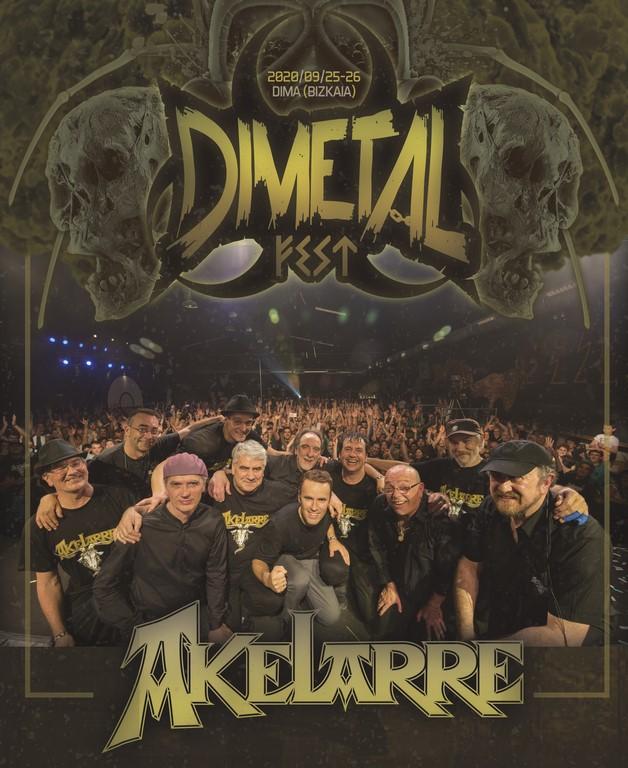 AKELARRE - Dimetalfest