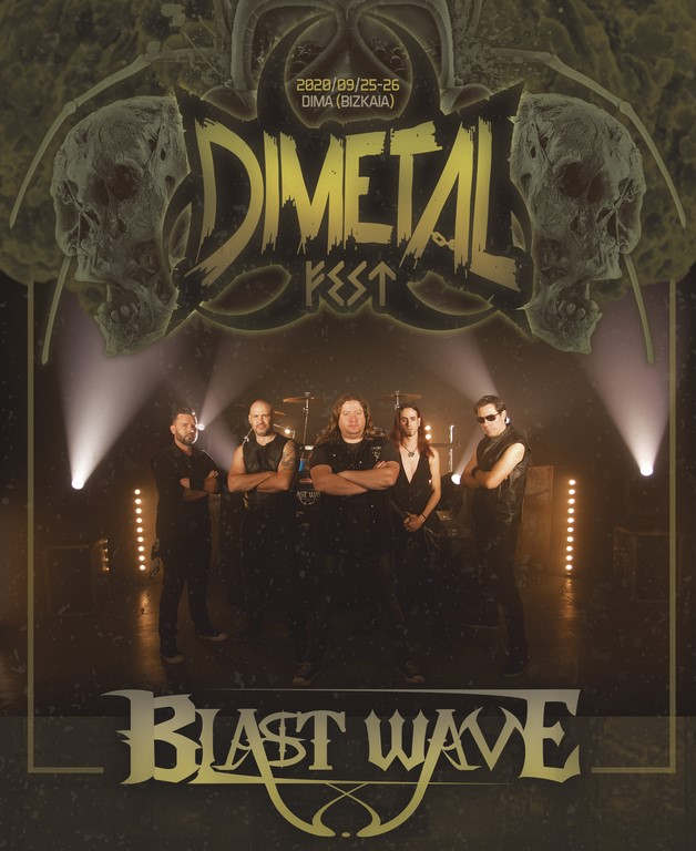 BLAST WAVE - Dimetalfest